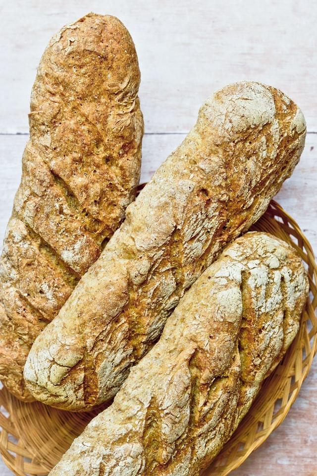 egészséges kenyér típusok
